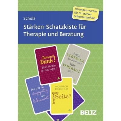 Stärken-Schatzkiste für Therapie und Beratung - 120 Karten