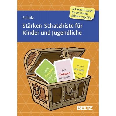 Stärken-Schatzkiste für Kinder und Jugendliche - 120 Karten