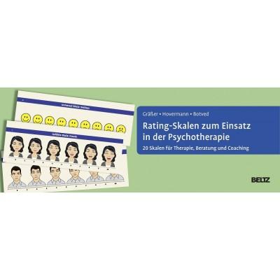 Rating-Skalen zum Einsatz in der Psychotherapie