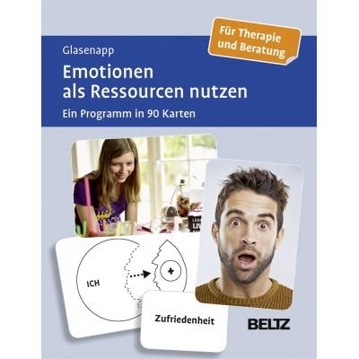 Emotionen als Ressourcen nutzen - 90 Übungskarten