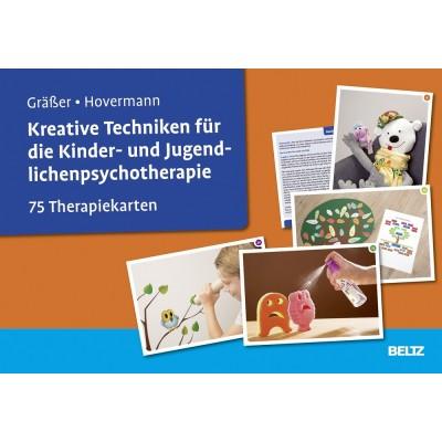 Kreative Techniken für die Kinder- und Jugendpsychotherapie