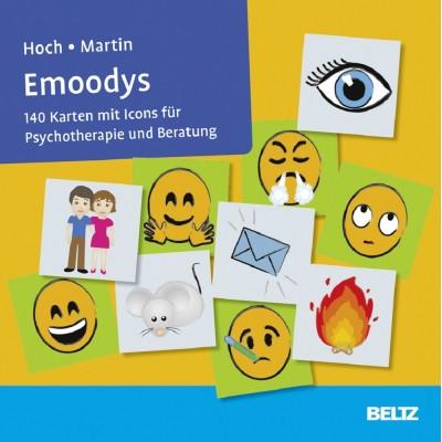 Emoodys - 140 Karten mit Icons