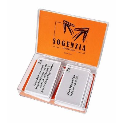Sogenzia-Karten Jugendliche