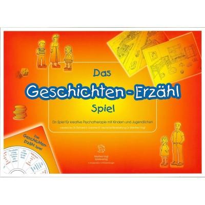 Das Geschichten-Erzähl Spiel - Manfred Vogt Spieleverlag