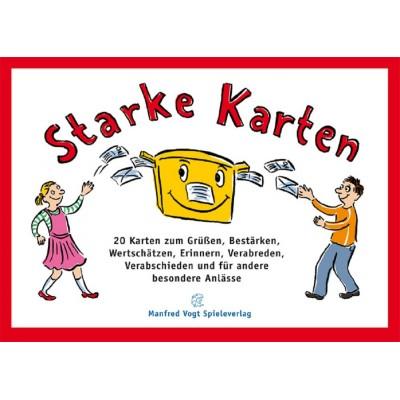 Starke Karten - Manfred Vogt Spieleverlag