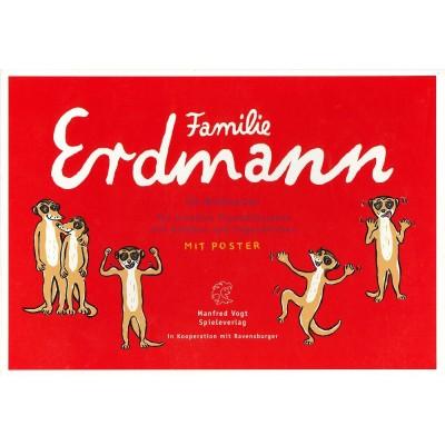 Familie Erdmann  - Manfed Vogt Spieleverlag