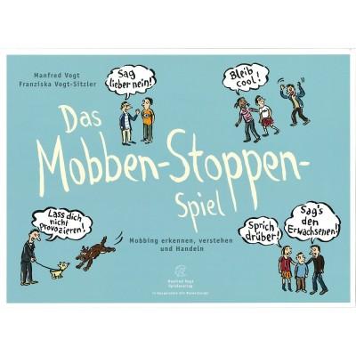 Das Mobben-Stoppen Spiel - Manfed Vogt Spieleverlag