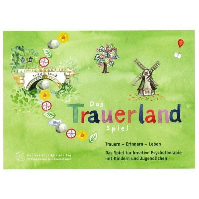 Das Trauerland Spiel - Manfed Vogt Spieleverlag