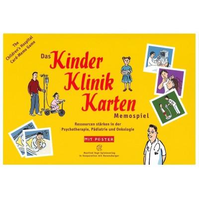 Das KinderKlinikKarten Spiel - Manfed Vogt Spieleverlag