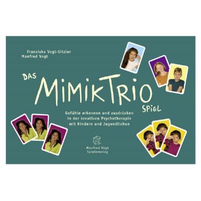 Das MimikTrio Spiel - Manfred Vogt Spieleverlag