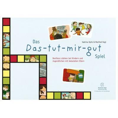 Das Das-tut-mir-gut Spiel - Manfred Vogt Spieleverlag
