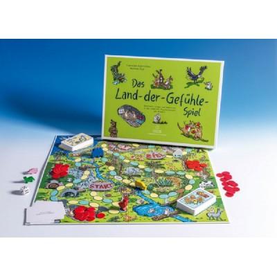 Das Land-der-Gefühle Spiel - Manfred Vogt Spieleverlag