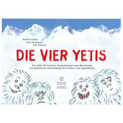 Die Vier Yetis - Manfred Vogt Spieleverlag