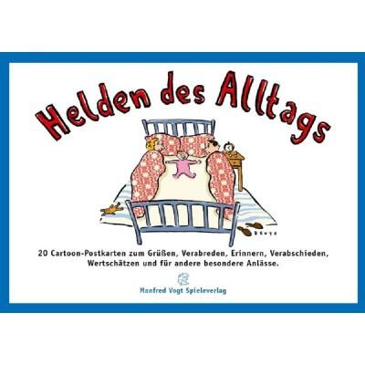 Helden des Alltags - Manfed Vogt Spieleverlag