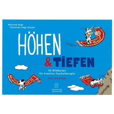 Höhen & Tiefen - Manfed Vogt Spieleverlag