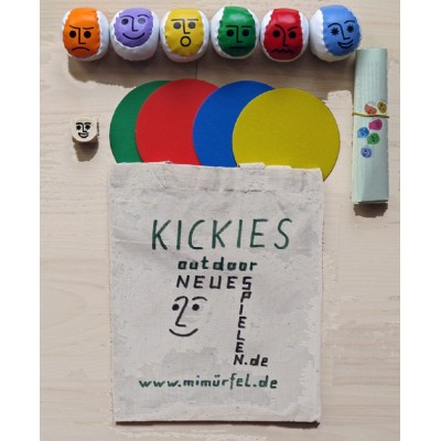Mimürfel - Kickies Outdoor