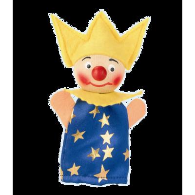 Der junge König - Fingerpuppe