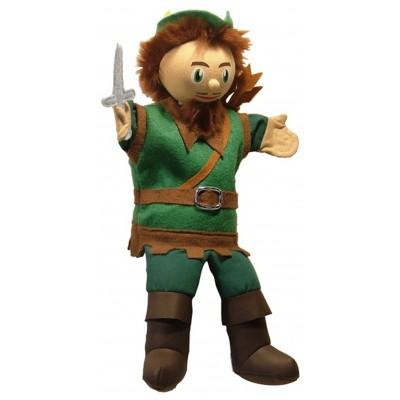 Robin Hood  - Handpuppe - au sycomore (REST)