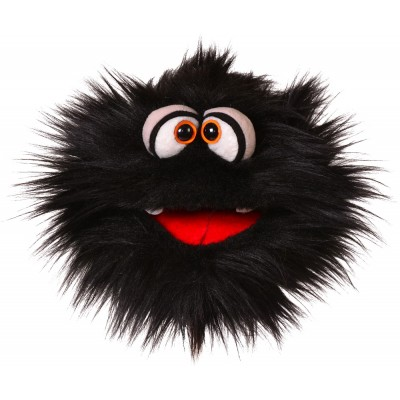 Kladderradatsch (schwarz) - Living Puppets