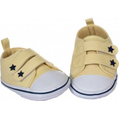 Schuhe gelb (für 65 cm)