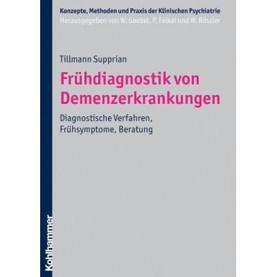 Frühdiagnostik von Demenzerkrankungen