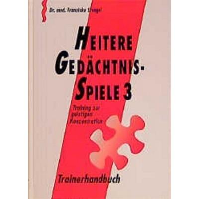 Heitere Gedächtnisspiele 3 - Trainerhandbuch