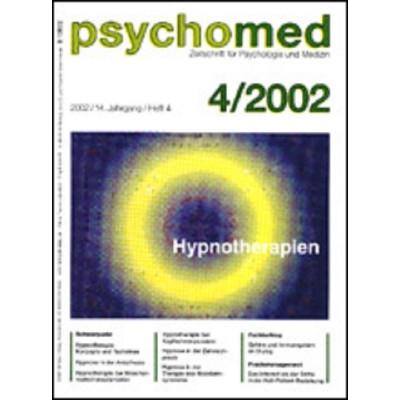 Hypnotherapien (Schwerpunktthema Psychomed)