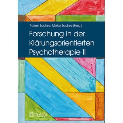 Forschung in der Klärungsorientierten Psychotherapie II