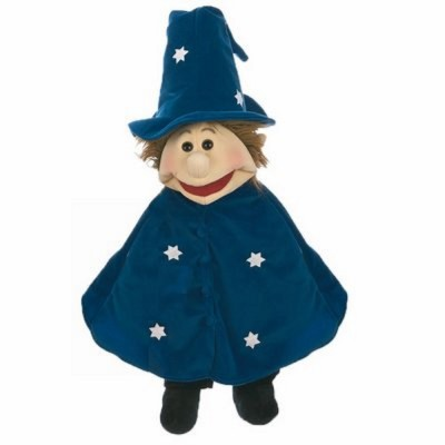Zauberlehrling Fidibus - Living Puppets