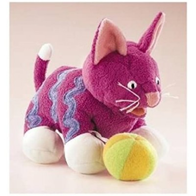 Kitty with Ball (REST)