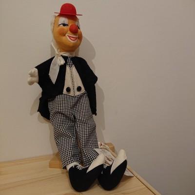 Clown - Dresdner Handpuppe (REST)