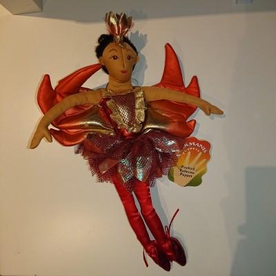 Ballerina - Folkmanis (REST)