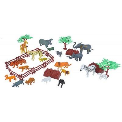 Tierfiguren im Eimer - Wild Republic