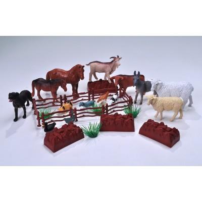 Bauernhoftiere im Eimer - Wild Republic