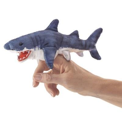 Hai - Fingerpuppe
