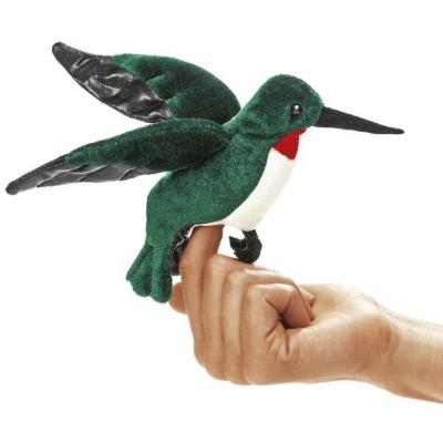 Kolibri - Fingerpuppe