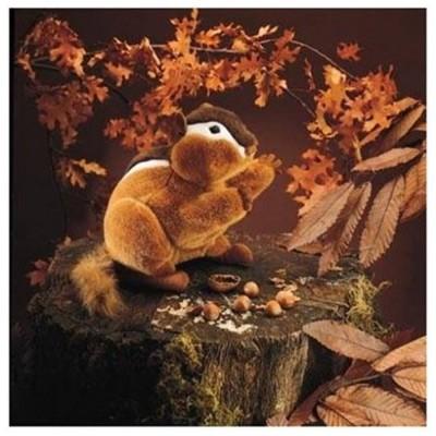 Backenhörnchen - Folkmanis (REST)