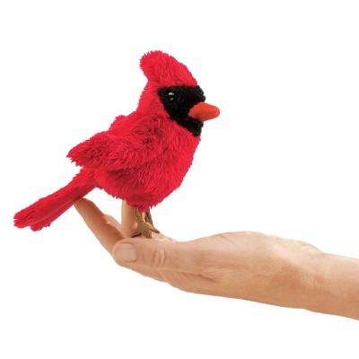 Kardinalsvogel - Fingerpuppe (REST)