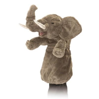 Elefant für die Puppenbühne - Folkmanis (REST)