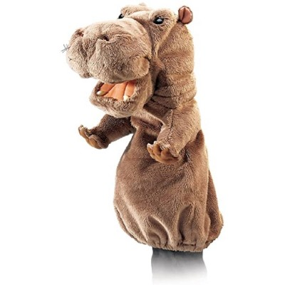 Nilpferd für die Puppenbühne - Folkmanis (REST)