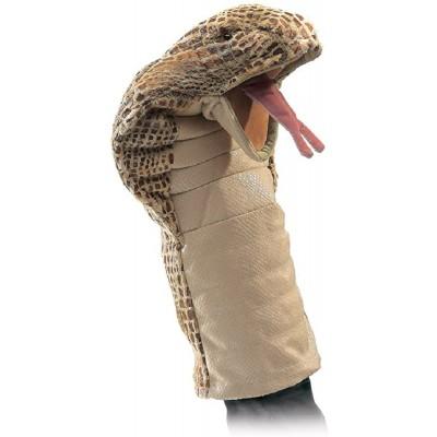 Kobra für die Puppenbühne - Folkmanis (REST)
