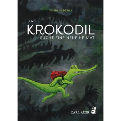 Das Krokodil sucht eine neue Heimat