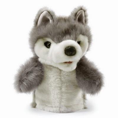 Kleiner Wolf für die Puppenbühne - Folkmanis