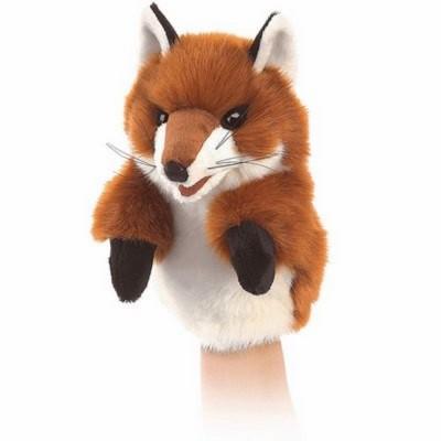 Kleiner Fuchs für die Puppenbühne - Folkmanis