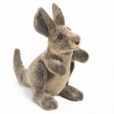 Kleines Känguru - Folkmanis