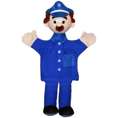 Polizist blau - Trullala