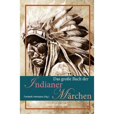 Das große Buch der Indianer-Märchen (REST)