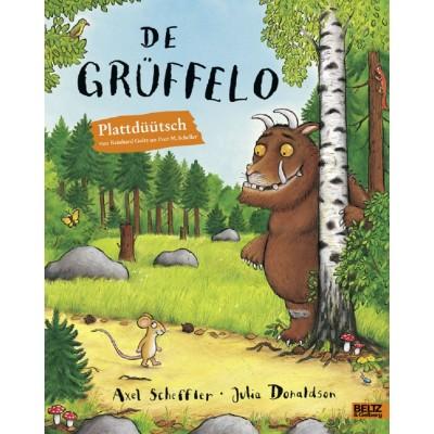 De Grüffelo - Plattdeutsche Ausgabe (REST)