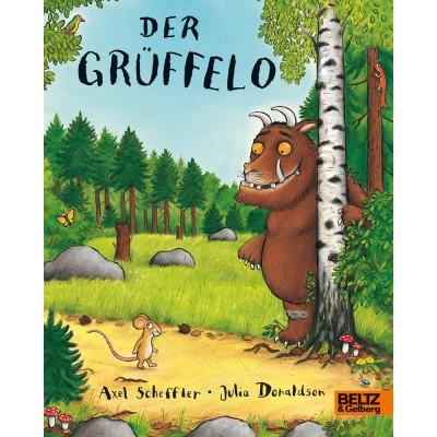 Der Grüffelo - Vierfarbiges Pappbilderbuch