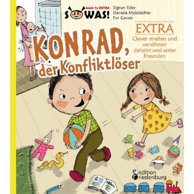 Konrad, der Konfliktlöser EXTRA (REST)